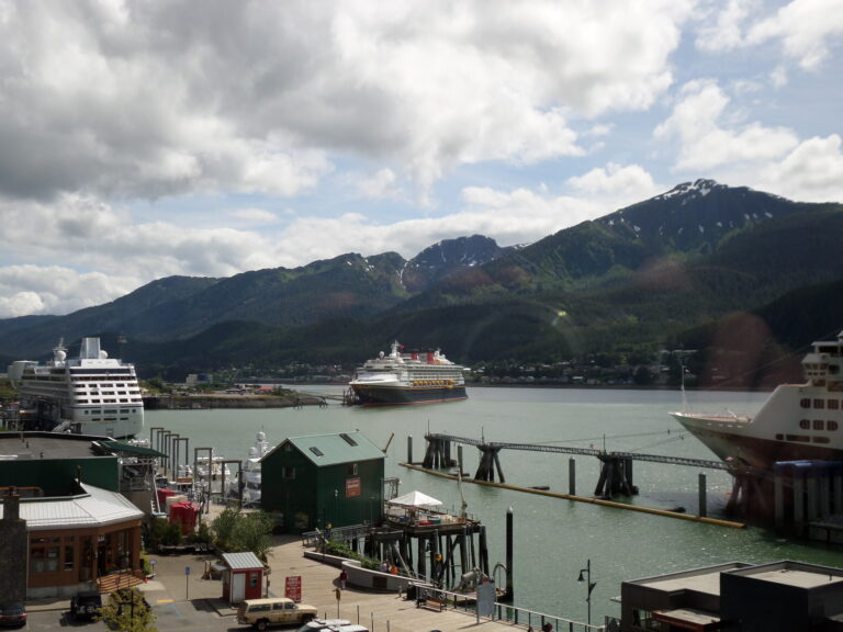 Juneau Harbor | Alaska Retreat