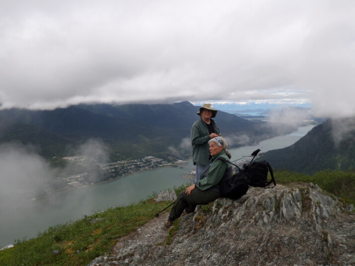 Alaska Mt. Roberta